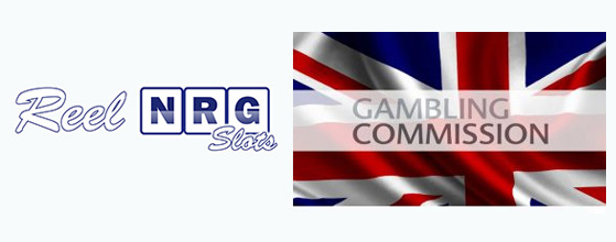 ReelNRG gains acceptance from the UK commissioning office with their UKGC licence