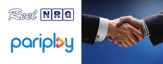 ReelNRG signs Strategic Partnership with Pariplay