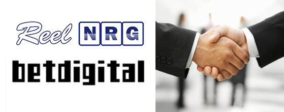 ReelNRG signs a deal with BetDigital.