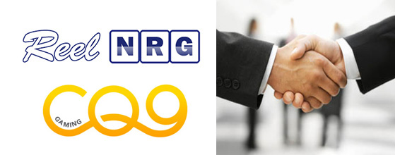 ReelNRG signs an asia distribution deal with CQ9.