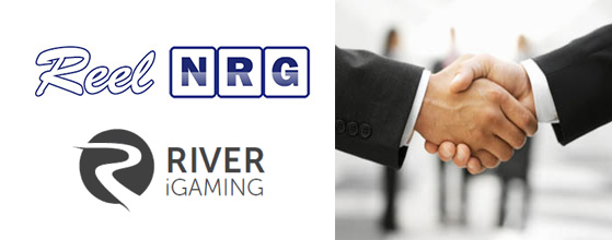 ReelNRG lands a signed deal with RiveriGaming.