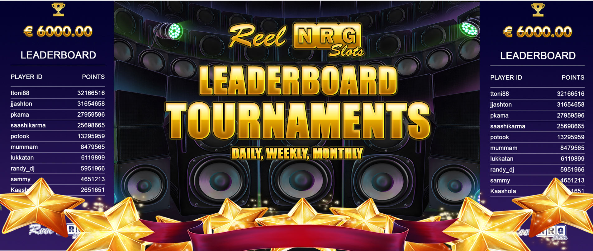 ReelNRG Launches Battle Reels Tournaments with Great Success