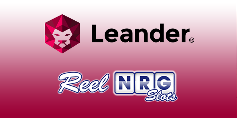 ReelNRG integrates catalogue of slots with Leander Games