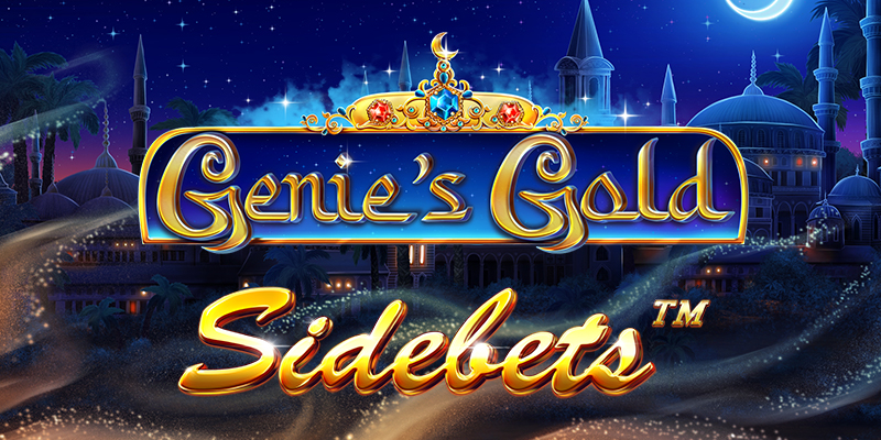 New unique side bet feature with the release of Genie's Gold